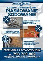 PIASKOWANIE. SODOWANIE. szkielkowanie mobilne i stacjonarne