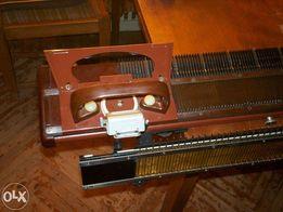 Вязальная машина Нева 1 с приставкой