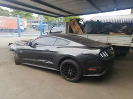 Ford Mustang spares