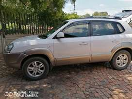 2008 Hyundai tucson 2.0 For Sale