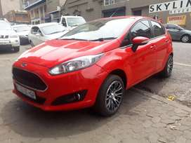 Ford  Fiesta  1.0 R 135.000 Negotiable