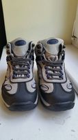 NOWE buty trekkingowe outdoor półbuty trapery jak Merrel skóra rozm.36
