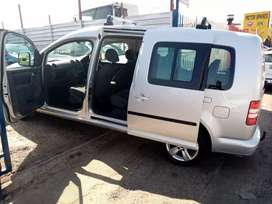 VW CADDY TDI 2.0 LITRE 2015