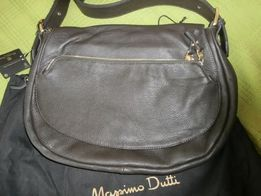 Massimo dutti simple maxmara nowa torebka skórzana