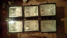 Naświetlacz halogenowy 3000W hak aluminiowy przedód wtyczka
