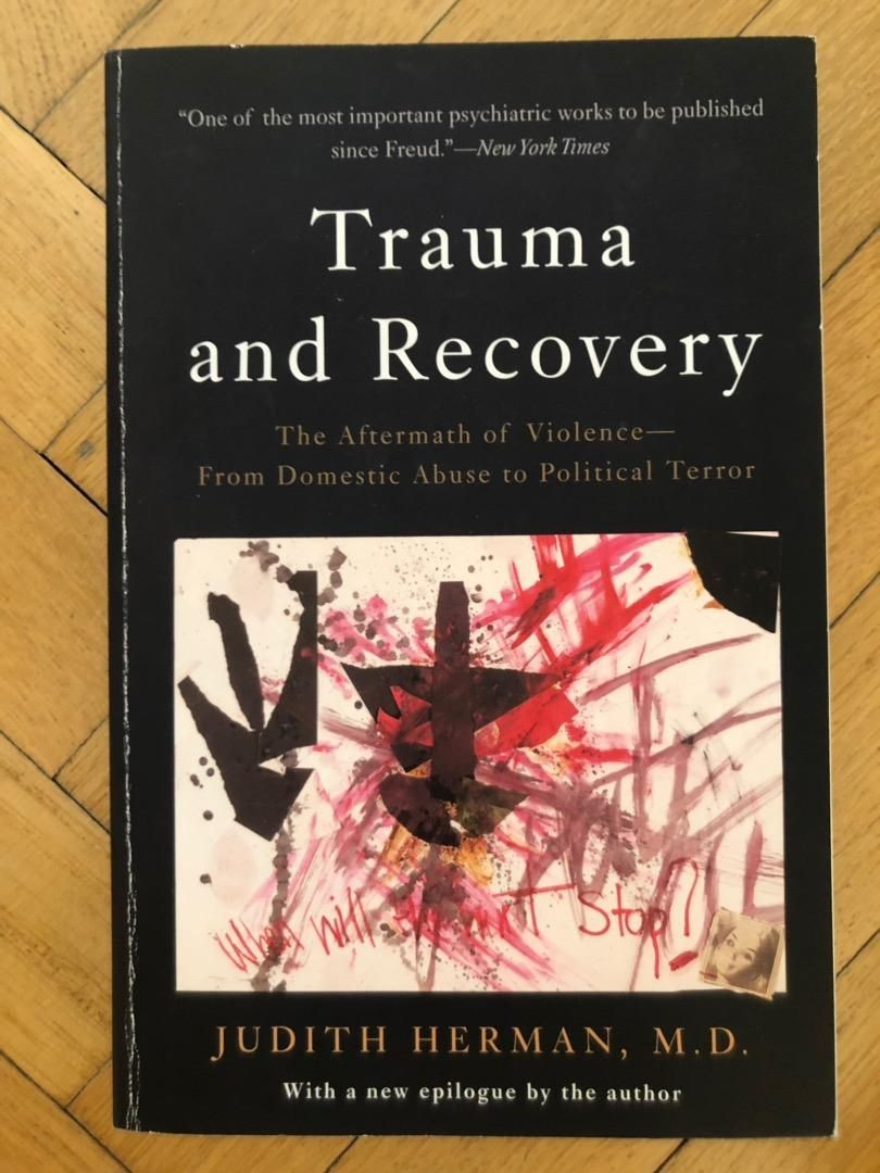 Trauma and Recovery - Judith Herman 0