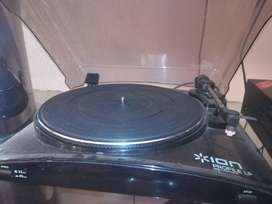 ION Profile LP and USB Turntable