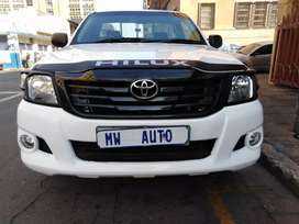 2014 Toyota hilux 2.5 DxD
