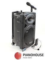 Активная колонка 800 Вт с аккумулятором IBIZA PORT15UHF-BT Original