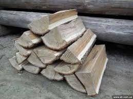 Доставка колотых дров