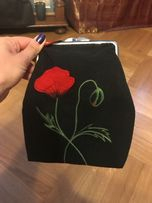 Mała damska torebka