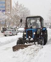 Уборка снега территории стройплощадки двора демонтаж вывоз строймусор