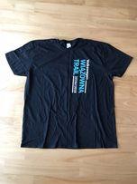 T-shirt sportowy męski rozm. 2XL, nowy