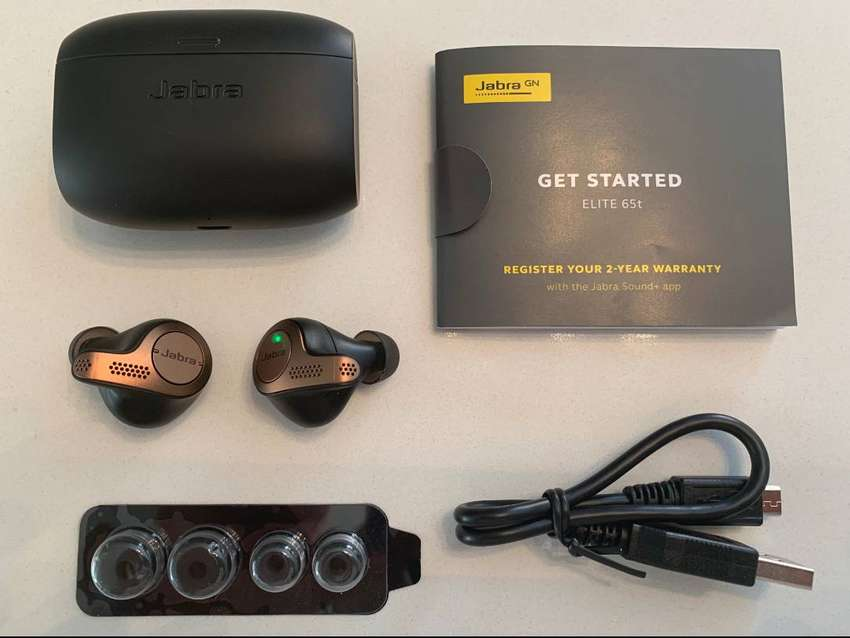 Jabra Elite 65t Wireless Earbuds - BRAND NEW 0