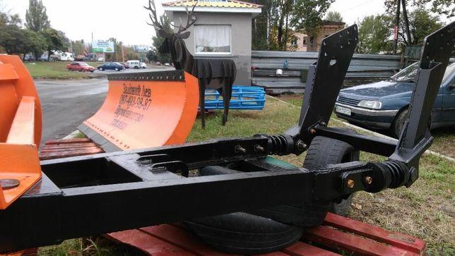 Отвал снегоуборочный + бульдозерный для трактора МТЗ-80 / 82, МТЗ-892 Черкассы - изображение 3