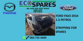 Ford Figo 2017 Stripping for spare parts