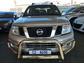 2011 Nissan Navara 2.5 Double Cab,Manual