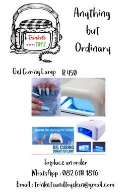 Gel curring lamp