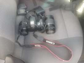 Canon EOS 200D camera