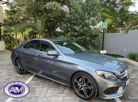 2018 Mercedes Benz C180 Edition C