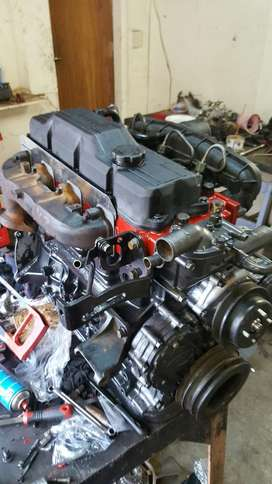 Kia K2700 recon engines