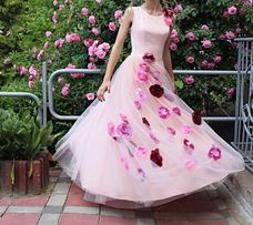 Платье выпускное, для торжества