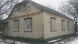 Дом 104 кв.м., с. Богатое Новомосковск.р-н