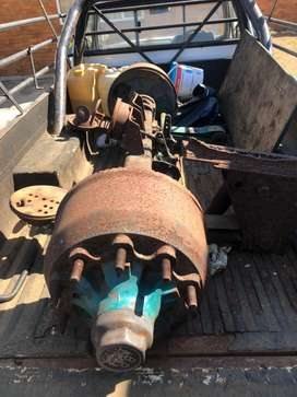 BPW axle for sale
