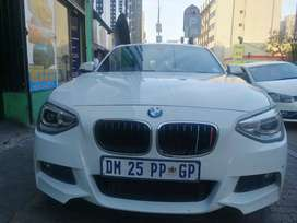 BMW 118i msport sunroof