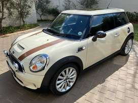 Mini Coopers S Mayfair edition.