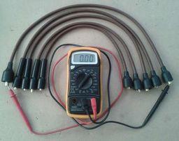 Высоковольтные провода зажигания нулевого сопротивления