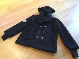 куртка-напівпальто для хлопчика, осінь