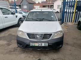 2014 Nissan Np200 1.6i Bakkie with a Canopy