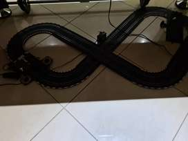 Carrera Go Slot car Track with controllers