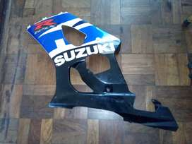 Suzuki left side fairing