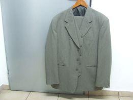Sprzedam męski komplet garnitur, kamizelka, spodnie