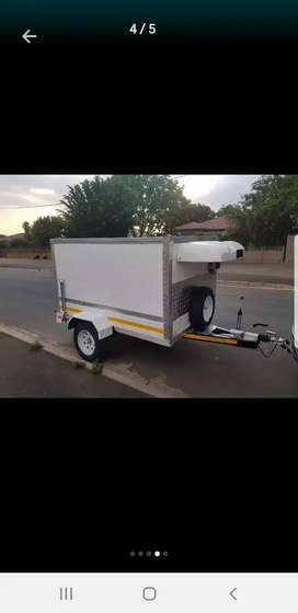 Fridge trailer for hire