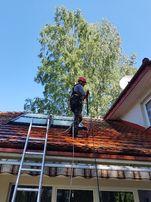 Czyszczenie elewacji, dachów, kostki brukowej. Impregnacja