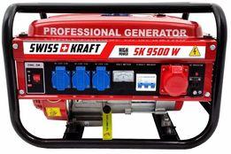 Генератор Swiss Kraft SK 9500 (магазин, гарантия)