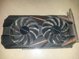 Gigabyte GTX 1060 6GB Graphics Card