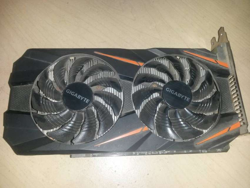Gigabyte GTX 1060 6GB Graphics Card 0