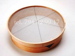 Sito okrągłe przetak rzeszoto 20cm 30cm 40cm 45cm 50cm # 0.8mm - 10mm