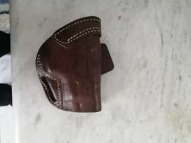 CZ 75 Compact Leather holster