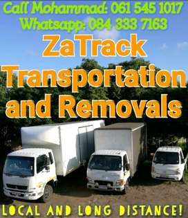 Furniture removals | Long distance Shared loads | Truck hire | Storage