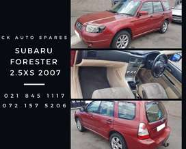 Subaru Forester 2.5XS 2007 stripping for spares