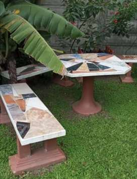 GARDEN BENCHES & TABLES FOR SALE