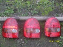 Lampa lewa tył Opel Corsa B