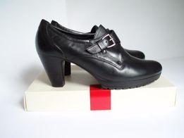 Туфли (полуботинки) Хогл Hogl, 39 размер, кожа.