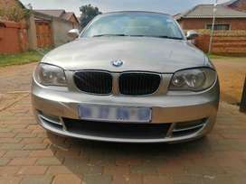 BMW 1 Series Convertible 2010 E88