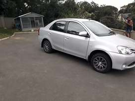 Toyota etios clean in Good condition